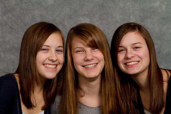 Portraits, Seniors, & Young Adults